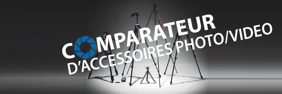 Comparer les prix des accessoires photo sur mon-trepied.com